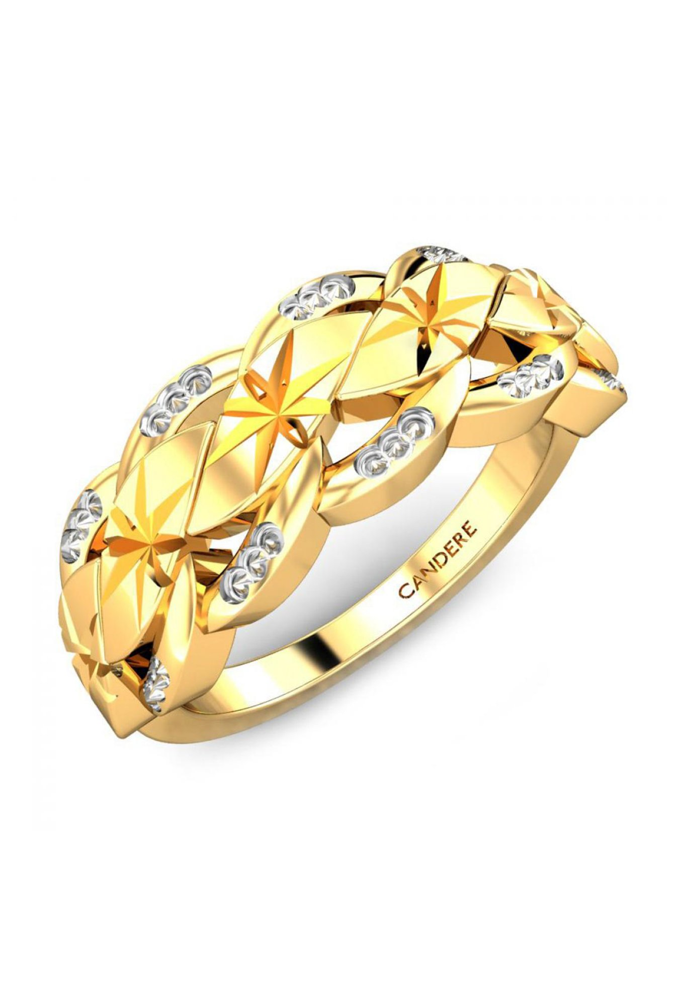 rings ring p gold buy malabar diamonds engagement price online and at best