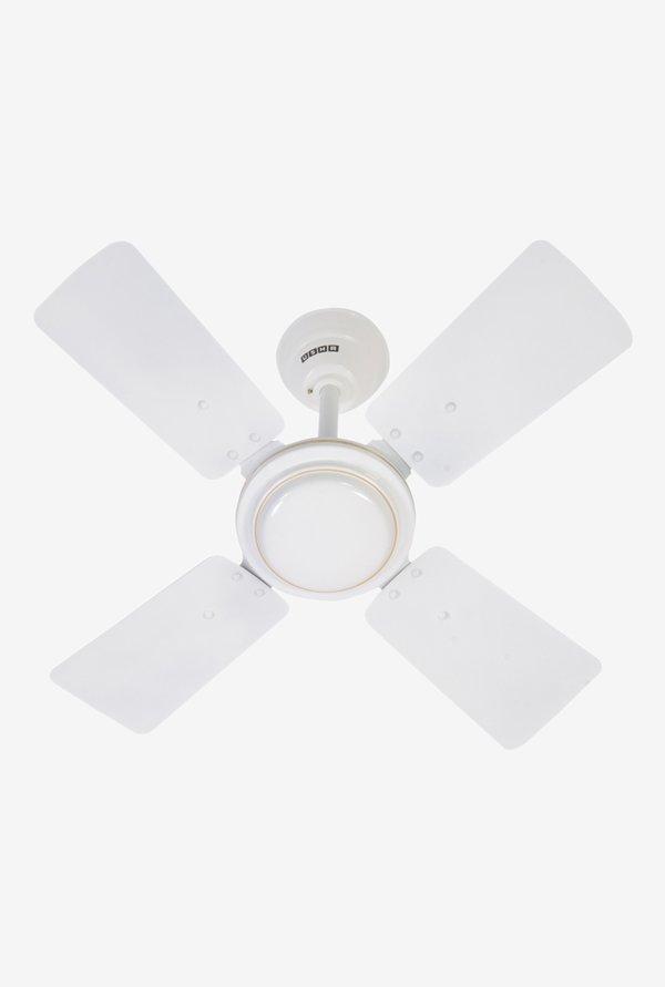 Buy Usha Swift 600 Mm 4 Blades Ceiling Fan White Online At Best Price Tata Cliq