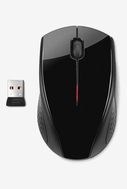 HP X3000 H2C22AA Mouse Black HP Electronics TATA CLIQ