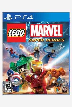 Warner Brothers LEGO Marvel Super Heroes (PS4) TATA CLiQ Rs. 899.00