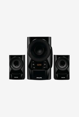 Philips 2.1 Channel IN MMS6080B94 Bluetooth Speakers Black Philips Electronics TATA CLIQ