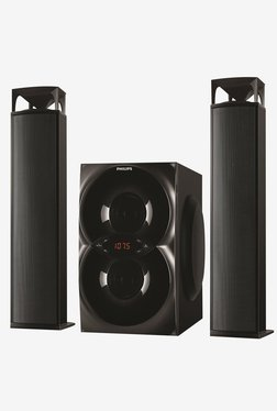 Philips 2.1 Channel IN-MMS4200/94 Multimedia Speaker Black
