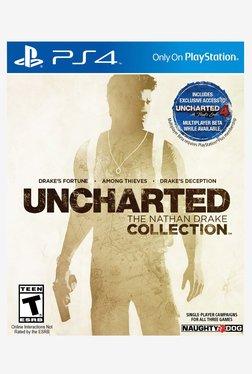 PS4 Nathan Drake Collection Uncharted TATA CLiQ Rs. 994.00