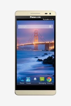Panasonic Eluga I2 4G 8GB Smartphone Metallic Gold