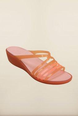 478f0e25332c Crocs Isabella Mini Coral Wedges