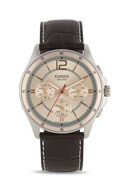 Casio MTP-1374L-9AVDF Enticer Men's Analog Watch