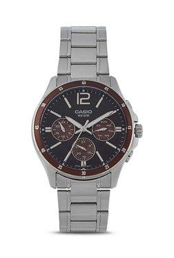 Casio MTP-1374D-5AVDF Enticer Men's Analog Watch image