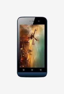 Intex Aqua 4.0 4G Dual Sim 4GB ROM With 512MB RAM (Blue) TATA CLiQ Rs. 3729.00
