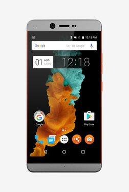 Smartron tphone 64 GB (Sunrise Orange) 4 GB RAM, Dual Sim 4G