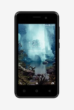 Intex Aqua 4G Mini 4 GB (Black) 512 MB RAM, Dual Sim 4G