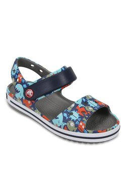 c2d001c6a9ee Crocs Crocband Graphic Multicoloured Sandals for girls in India ...