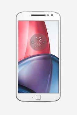 Motorola Moto G4 Plus 32 GB (White) 3 GB ROM Dual SIM 4G