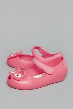 Yellow By Westside Pink Cat Clogs
