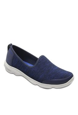 29cc6880024178 Crocs Busy Day Heather Skimmer Grey Casual Sneakers for women - Get ...