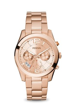 Fossil ES3885 Perfect Boyfriend Analog Watch For Women