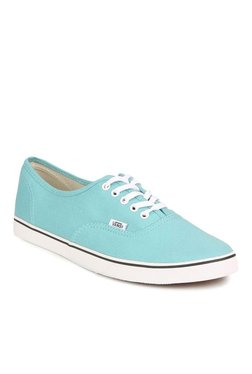 Vans Authentic Lo Pro Aqua Sea Sneakers