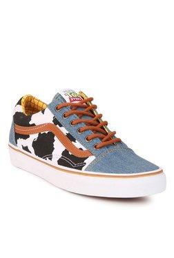 Vans Old Skool Toy Story Woody Denim & Black Sneakers