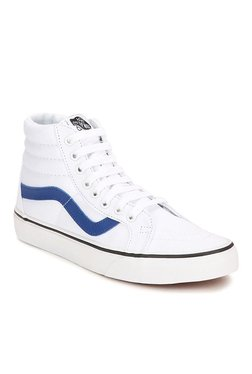 Vans Classics Sk8-hi Reissue White Ankle High Sneakers