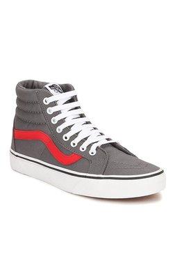 Vans Classics Sk8-hi Reissue Grey Ankle High Sneakers