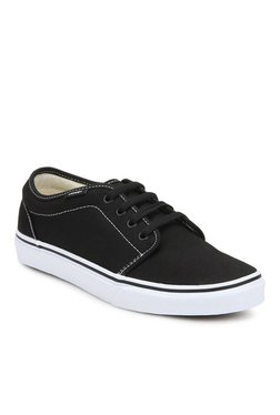 Vans Classics Black & White Sneakers