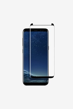 Stuffcool 3D Full Screen Tempered Glass for Samsung S8 Plus