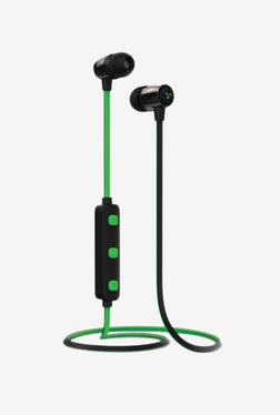 Syska H15 In The Ear Wireless Earphones (Green)