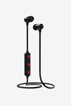 Syska H15 In The Ear Wireless Earphones (Black)
