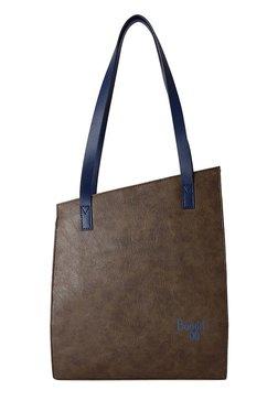 Baggit L Serenity Y G Forestdew Dark Brown Shoulder Bag