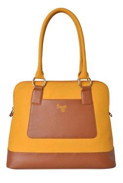 32717f54f0 Baggit L Trio Y G Krispa Mango Shoulder Bag