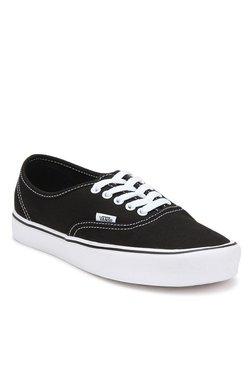 Vans Classics Authentic Lite Black & White Sneakers