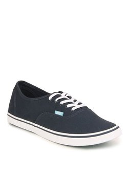 Vans Authentic Lo Pro Midnight Navy Sneakers