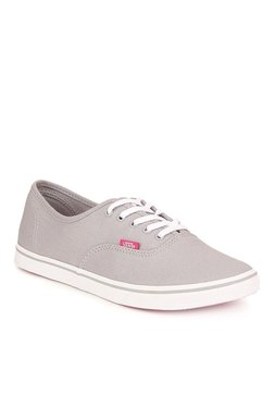 Vans Authentic Lo Pro Sconce Grey Sneakers 06c2b48b8
