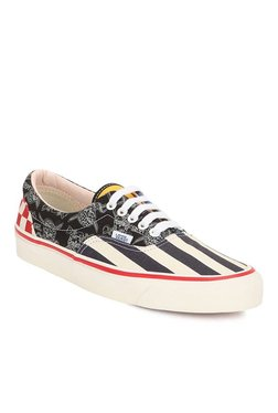 Vans Era 95 50th STV Off-White & Black Sneakers