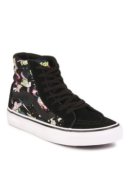 Vans SK8-Hi Toy Story Buzz Lightyear Black Sneakers