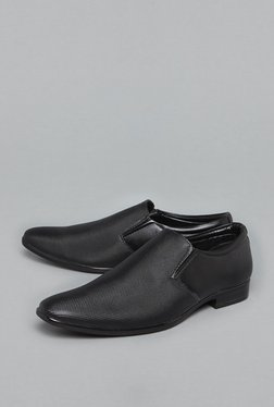 SOLEPLAY By Westside Black Formal Loafers