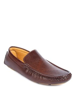 Spunk Sailor II Brown Loafers