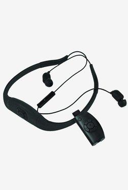 Merlin SWIM MP3 PRO Bluetooth Headphones (Black)