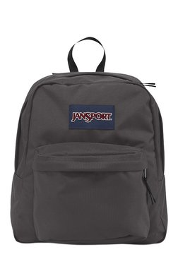 66442ba8709f JanSport Spring Break Forge Grey Backpack
