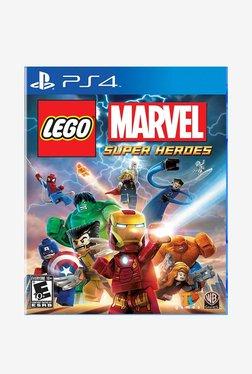 Lego Marvel Super Heroes (PS4) TATA CLiQ deals