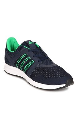 Adidas Yamo Navy & Green Training Shoes