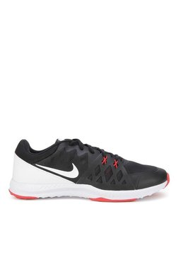 Nike Air Epic Speed TR II Black & White Training Shoes