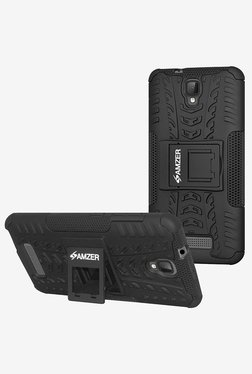 Amzer Hybrid Warrior Protective Back Cover For ZTE Blade L5