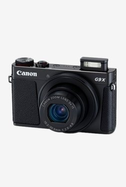 Canon PowerShot G9 X Mark II 20.1 MP Point & Shoot Camera
