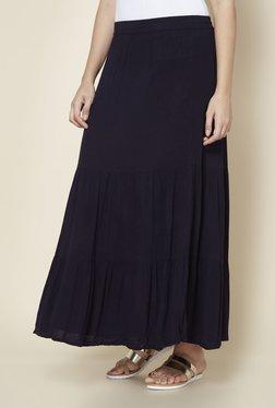 Zudio Navy Skirt