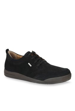 Woodland Black Casual Casual Sneakers
