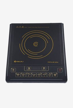 Bajaj Popular Ultra 1400 W Induction Cooktop (Black)