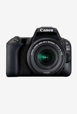 Canon EOS 200D (18 -55mm IS STM lens) Camera