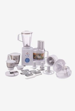 Bajaj Master Chef 3.0 600 Watts Food Processor (White)