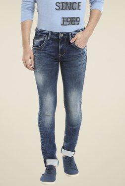 Killer Blue Lightly Washed Slim Fit Jeans