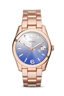 Fossil ES3780 Perfect Boyfriend Analog Watch For Women